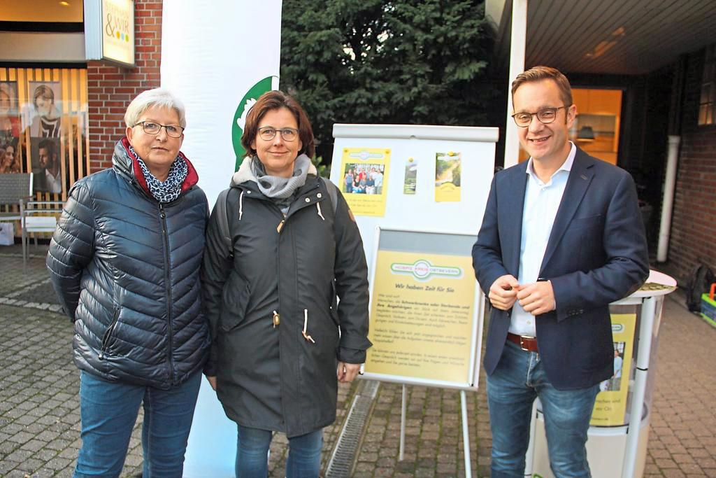 Optiker Blome unterstützt Hospizarbeit